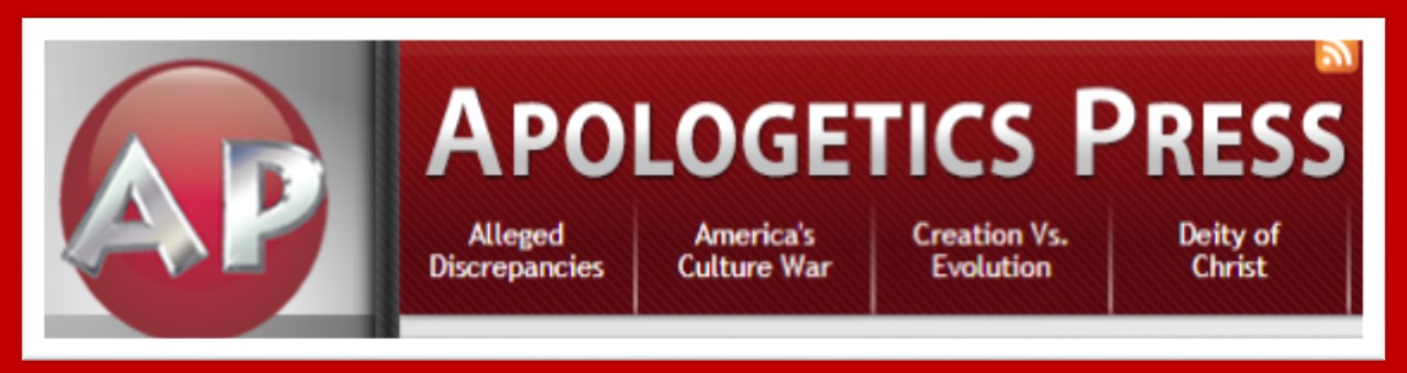 ApologeticsPress.Org (Christian Apologetics)