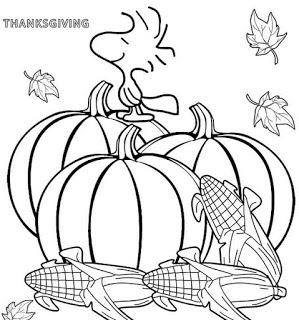 Funny-Happy-Thanksgiving-Coloring-Pages-kindergarten-printable