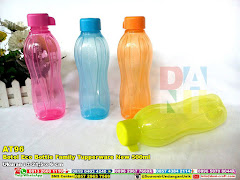 Botol Eco Bottle Family Tupperware New 500ml