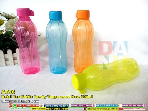 Botol Eco Bottle Family Tupperware New 500ml