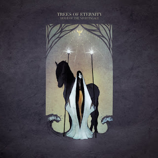 "Το lyric video των Trees of Eternity για το τραγούδι ""A Million Tears"" από τον δίσκο ""Hour of the Nightingale"""