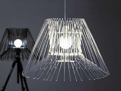 Creative Reused Lamps and Light Designs (40) 2