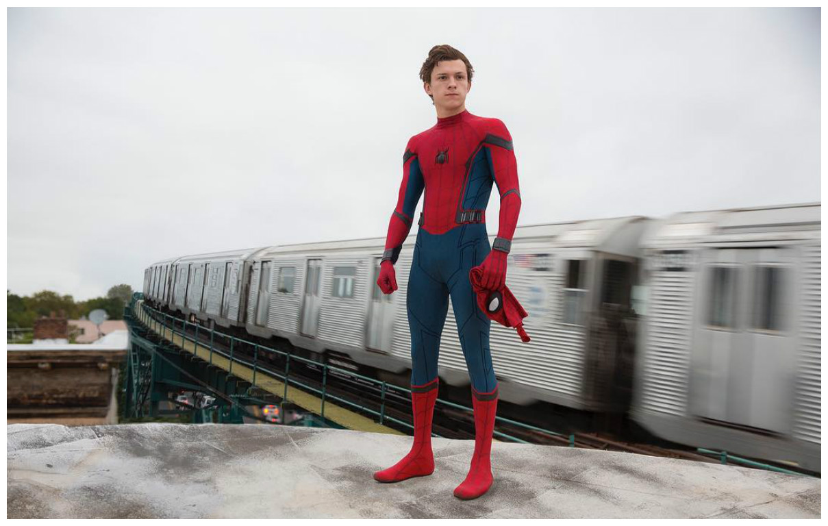 Tom Holland Confirms Spiderman In The Avengers: Infinity War.