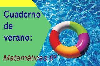 Cuaderno de Repaso. Matemáticas 6º