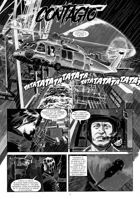 Planet Dead #1 pagina 1