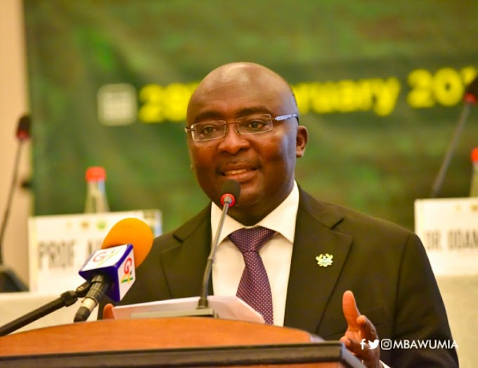 Land Service Delivery Automation Crucial For Development – Vice President Bawumia