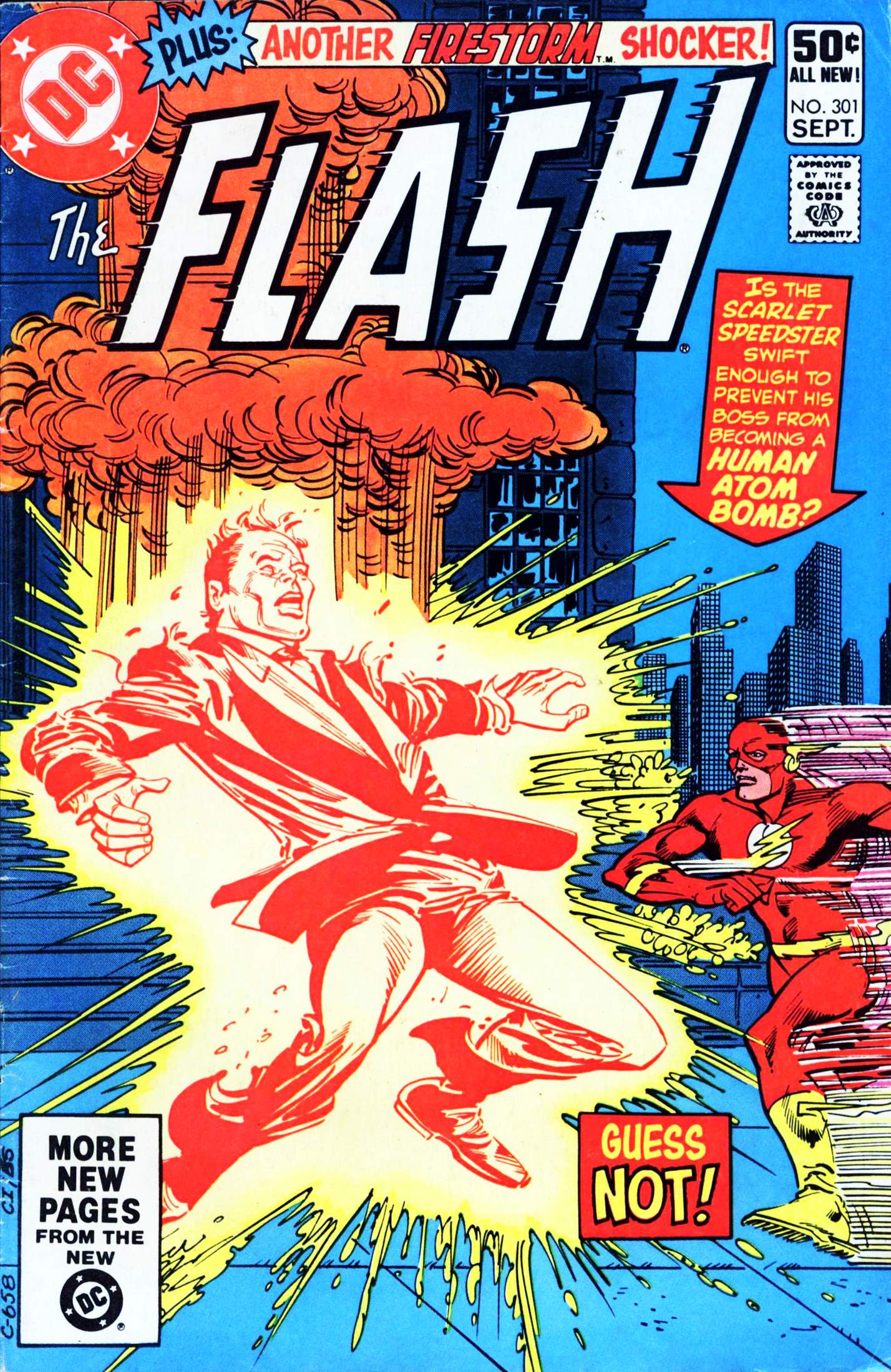 The Flash (1959) 301 Page 1