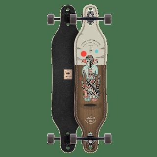 誰もが優雅に風切ってクルージング / アーバースケートボード アクシス40
