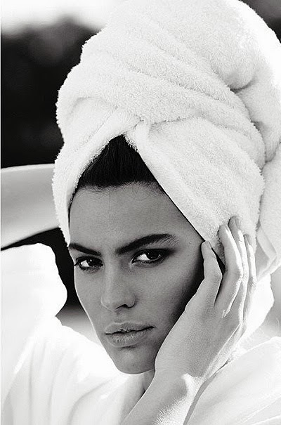 Towel Series: Cameron Russell