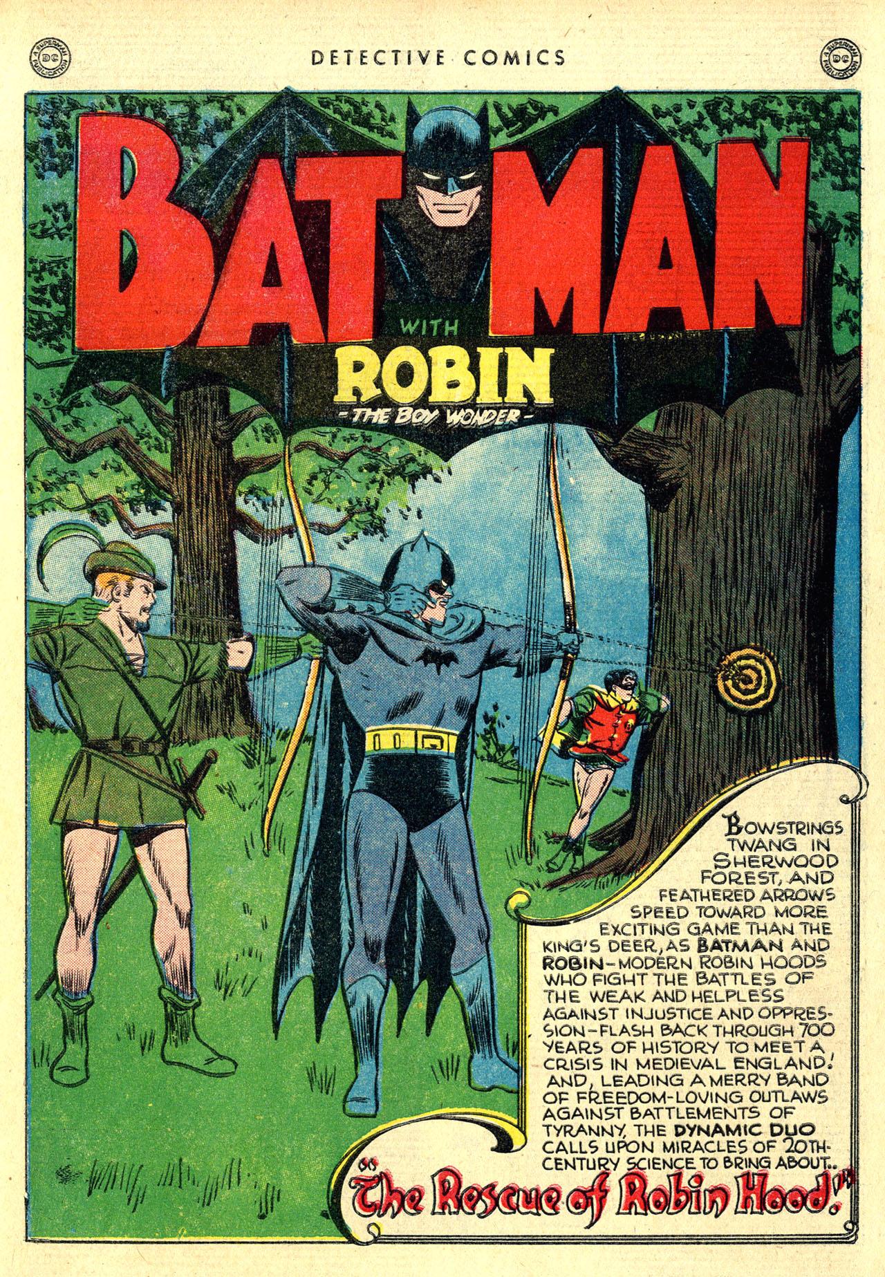 Read online Detective Comics (1937) comic -  Issue #116 - 3