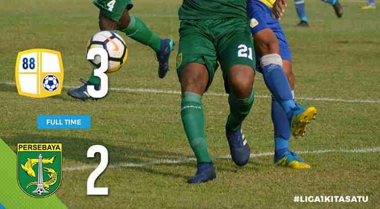 Hasil Barito Putera vs Pesebaya Skor Akhir 3-2   Liga 1 Pekan 20