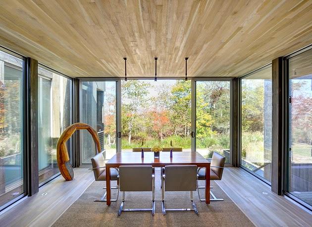Desain Rumah Panggung Modern