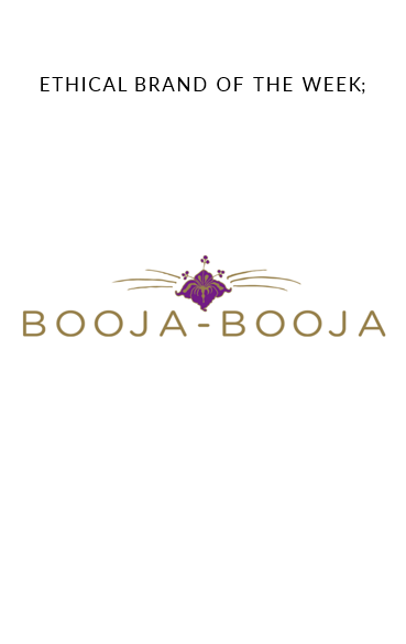 Ethical Chocolate Brand Booja Booja
