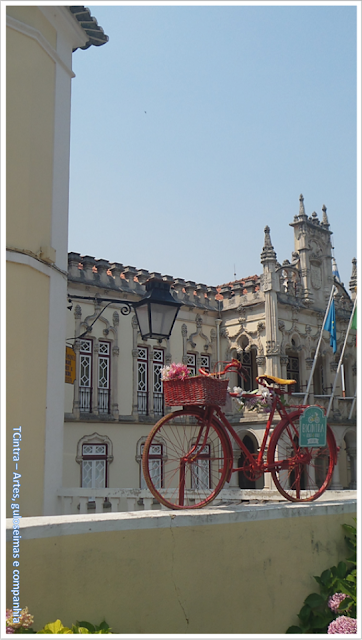 Câmara Municipal de Sintra; Portugal; sem guia; Europa;