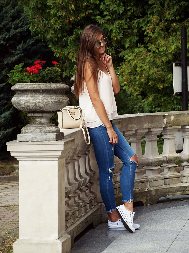 CASUAL LOOK | trainers silesiajeans