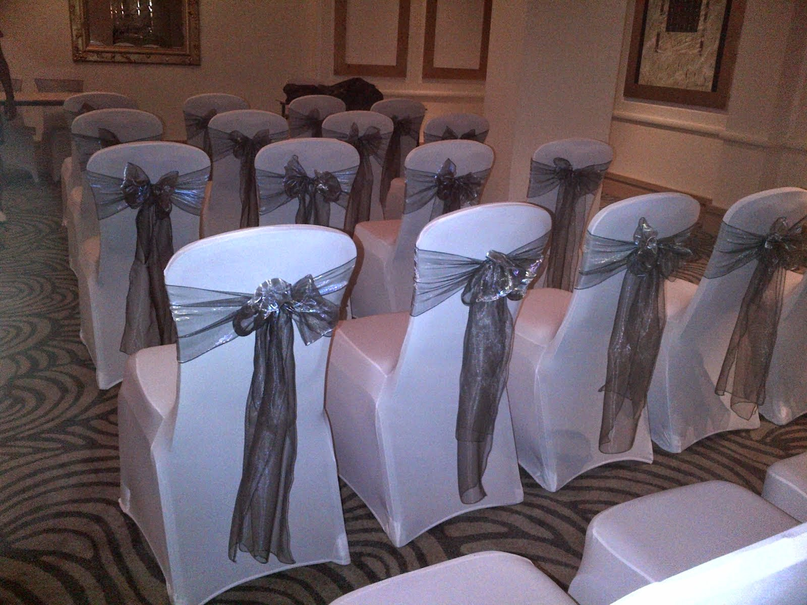 chair cover hire northumberland hanging ceiling indoor exquisite events and white black