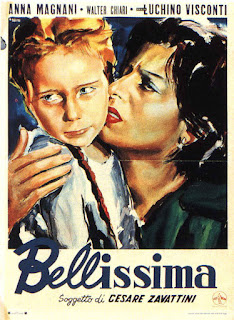 Bellísima, Bellissima, Luchino Visconti, Anna Magnani