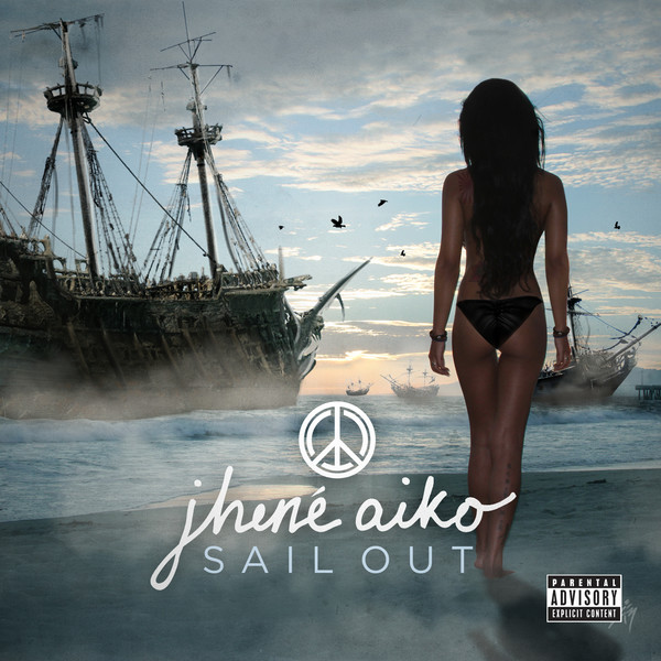 Jhene Aiko - Sail Out Cover