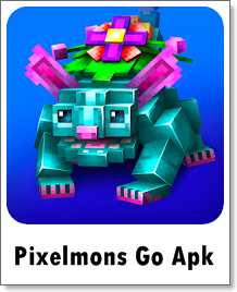 Pixelmon GO catch them all Apk v1.9.37 (Mod Money)