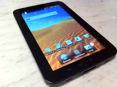 Samsung galaxy tab2 to launch in MWC