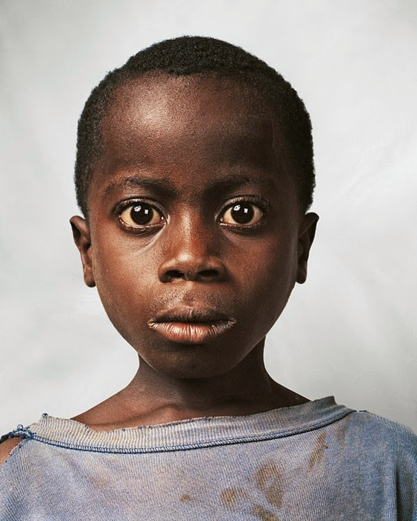 16 Children & Their Bedrooms From Around the World - Anonymous, 9, Ivory Coast
