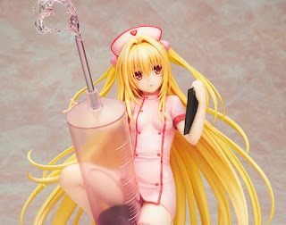 """Abierto pre-order de Konjiki no Yami Nurse ver. de """"To Love-ru Darkness"""" - ALTER"""
