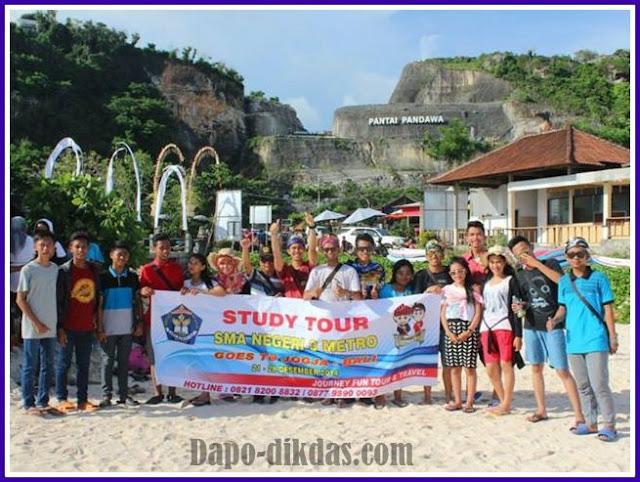 Contoh Laporan Study Tour SD SMP SMA Versi Terbaru 2018