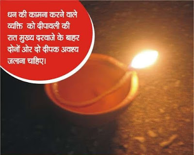 Laxmi Upay for Diwali