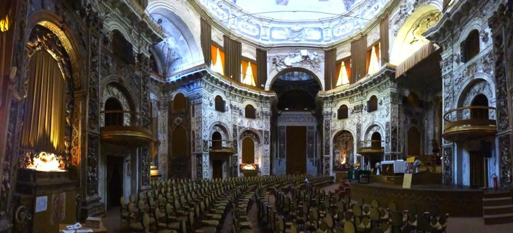 chiesa del santissimo salvatore palermo