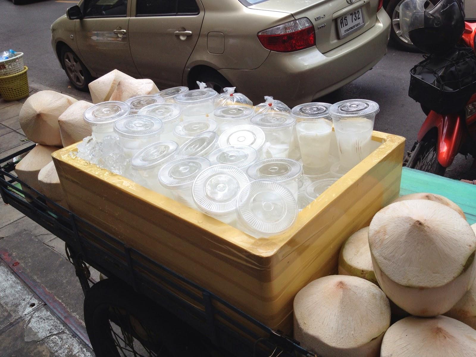 Bangkok - Fresh coconut water
