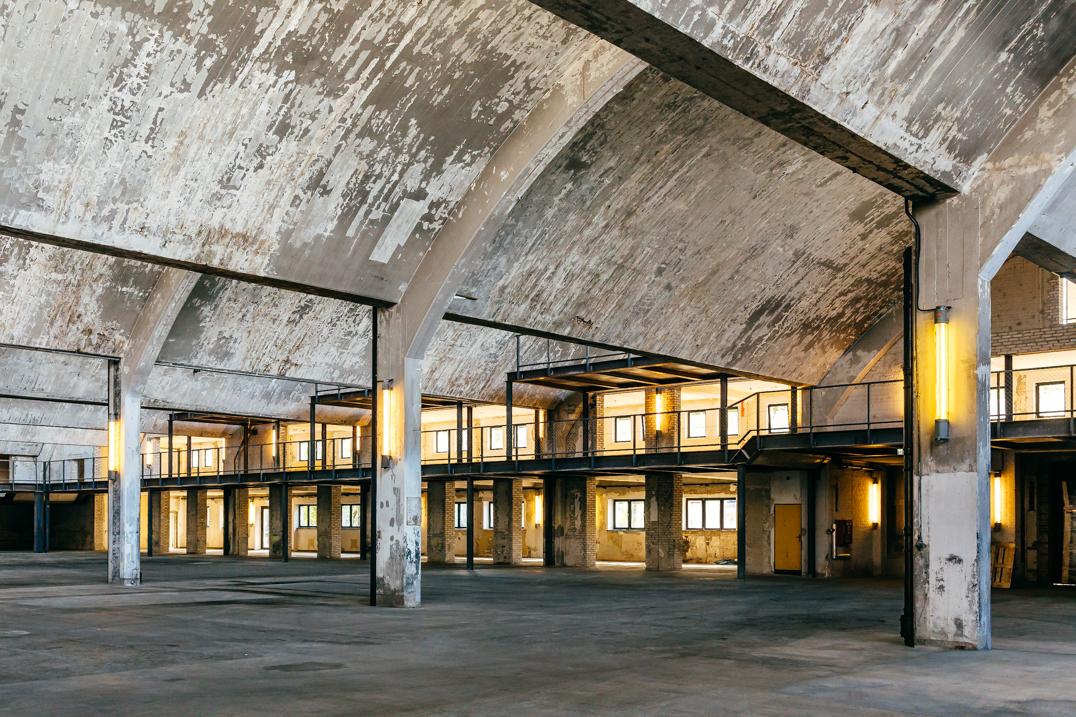 Funkhaus Berlin: EVENT HALL