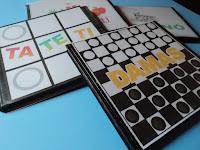 Reciclado de Cajas de Dvd en Juegos de mesa