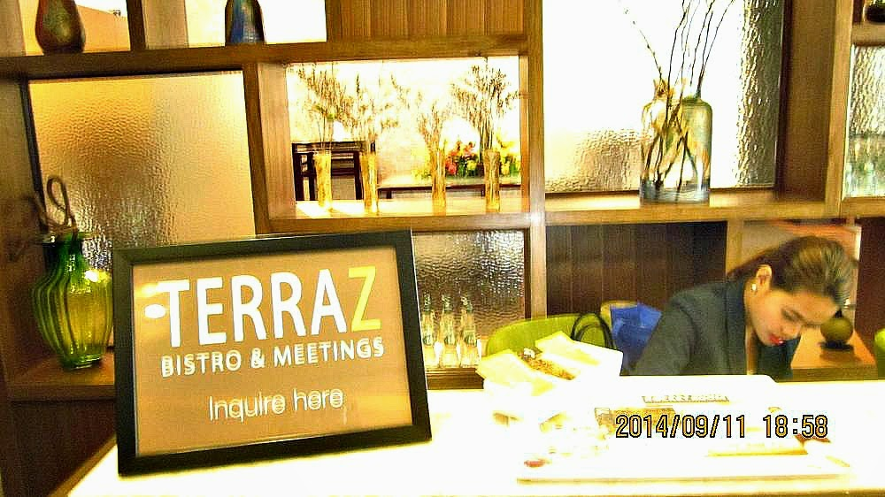 The Terraz Bistro Amp Meetings At Zuellig Building Makati