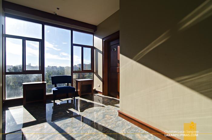 Paragon Hotel & Suites Baguio Lounge