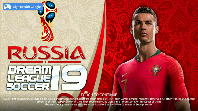 Dls 19 Mod World Cup Russia 2018 For Android Kazemario Evolution