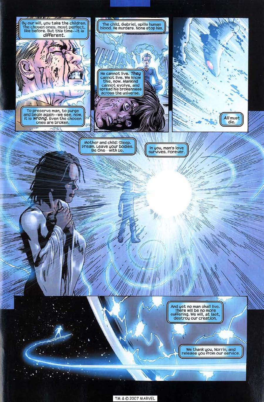 Read online Silver Surfer (2003) comic -  Issue #12 - 33