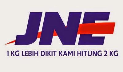 arti sebenarnya dari logo JNE