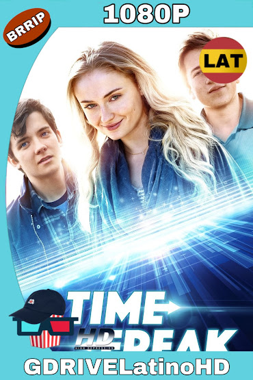 Time Freak (2018) BRrip 1080p Latino-Ingles mkv