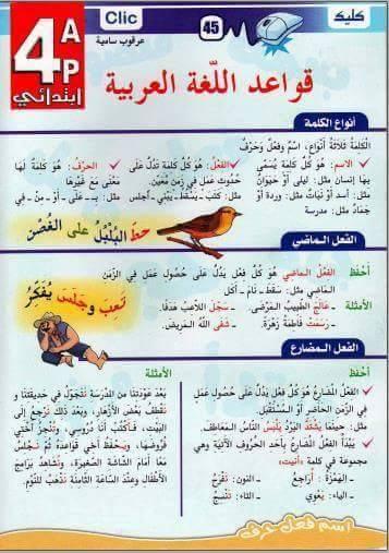 كتاب قواعد اللغة العربية للصف التاسع الفصل الثاني