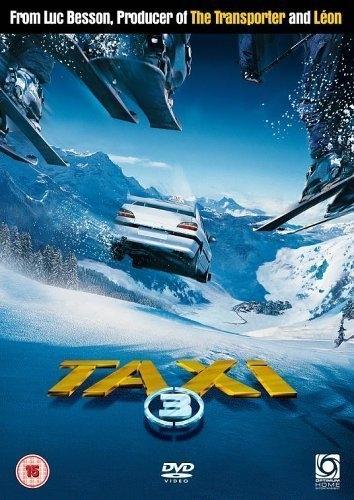 Quái Xế Taxi 3