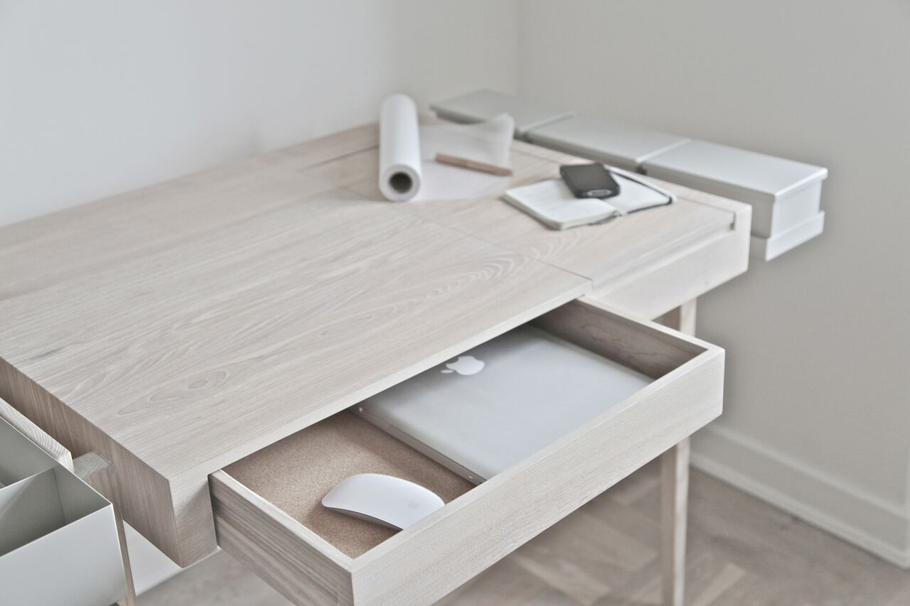 Multifunctional desk