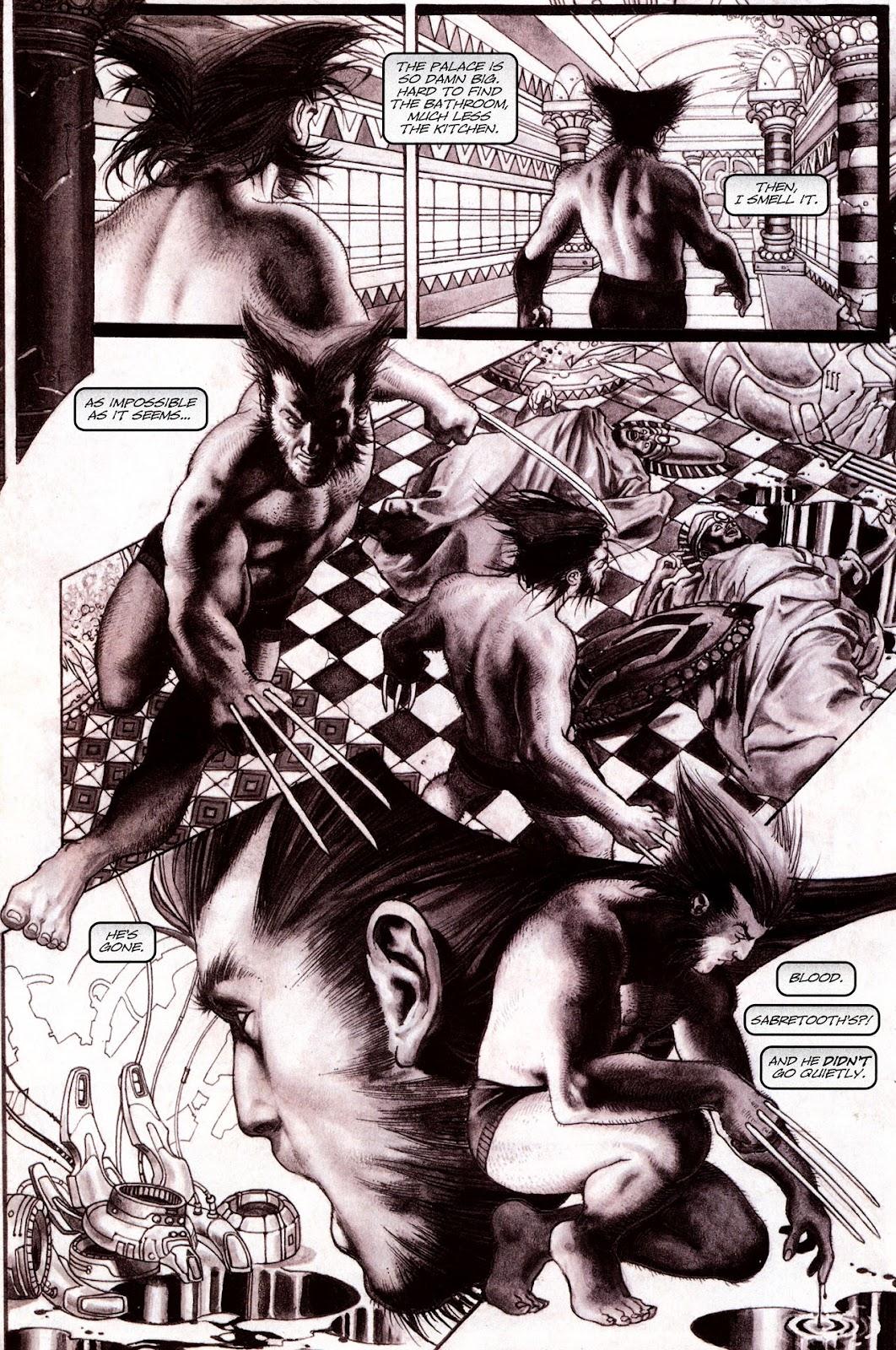 Read online Wolverine (2003) comic -  Issue #53 - 13