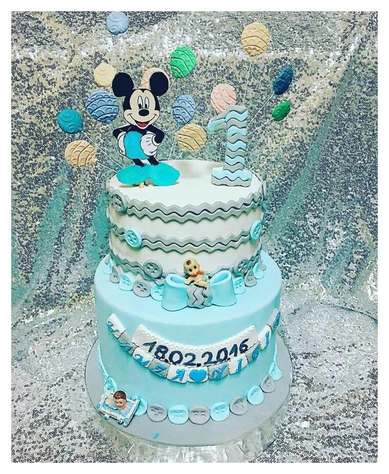 Micky Maus Torte Selma S Cakes