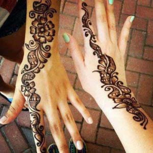 Latest Most Beautifull Hands Mehndi Designs 2017 #Mehndi Designs