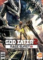 God Eater 2 - Rage Brust