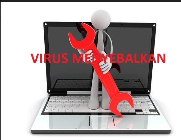 Cara Sederhana Menangkal Virus Komputer