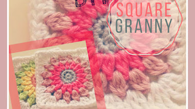 Granny Tejido al Crochet - DIY