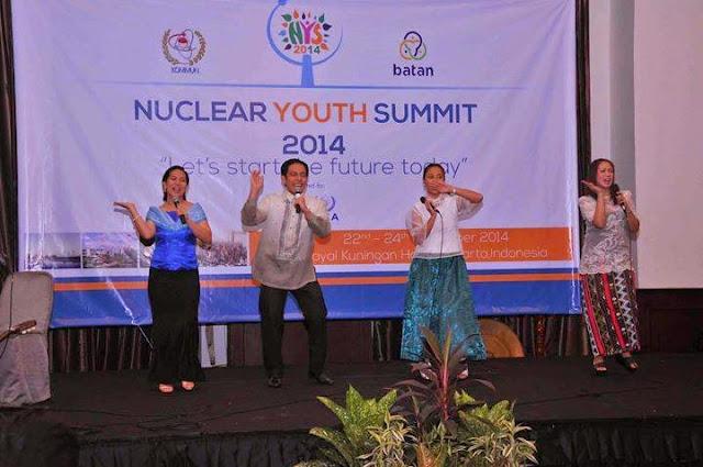 Penampilan dari peserta Filipina | nys2014