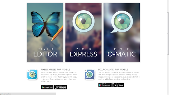 Pixlr Express Photo Editor Goes Mobile (Android & Apple Apps)