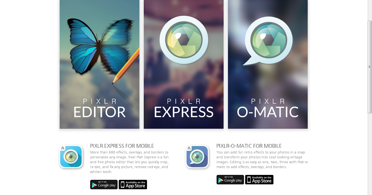 Pixlr Express Photo Editor Goes Mobile (Android & Apple Apps